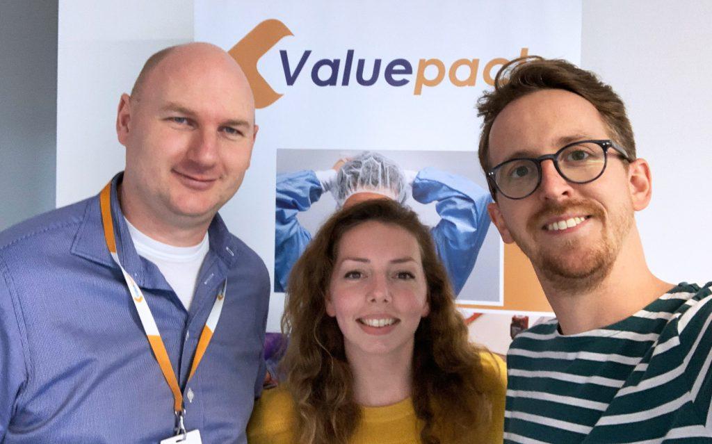 Valuepack Online Marketing Nijmegen Polen Zichtbaarheid Theo Snoek Sjoerd van Dijk Jessica Weeren
